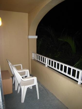Fairfield Inn & Suites Palm Beach: patio