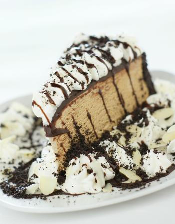Pepper's Restaurant and Bar: Homemade Mud Pie