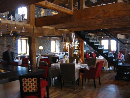 Auberge Saint-Antoine: Restaurant 