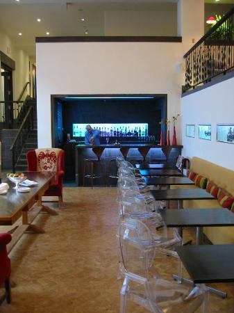 Auberge Saint-Antoine: Sunken Bar