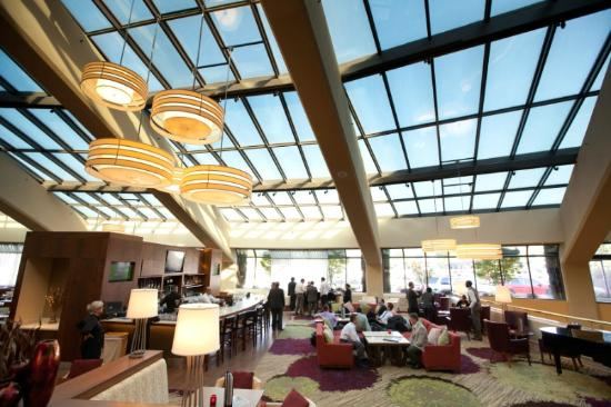 Walnut Creek Marriott: Our renovated lobby & lounge is the perfect place to relax with friends or family