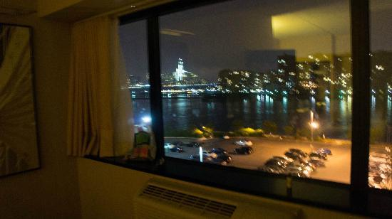 Sheraton Lincoln Harbor Hotel: View form room