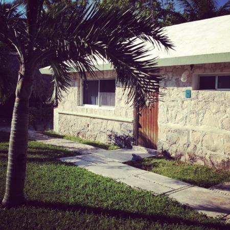 Hotel Akumal Caribe: bungalow