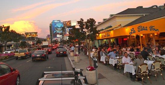 Le Pe Four West Hollywood Menu Prices Restaurant Reviews Tripadvisor