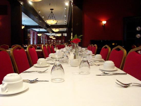 Penn Wells Hotel & Lodge - Mary Wells Dining Room: Let us host and cater your next meeting, wedding or other event!