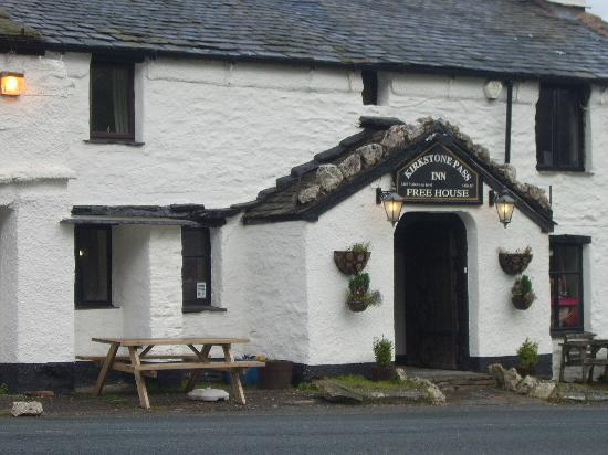 Kirkstone Pass Inn: outside