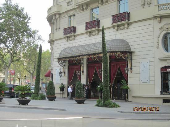 El Palace Hotel: El Palace