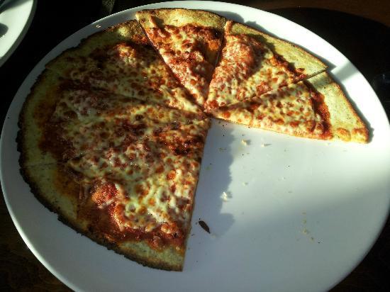 Stonehill Restaurant and Tavern: Kids pizza
