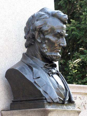 Gettysburg, Pennsylvanie : Lincoln