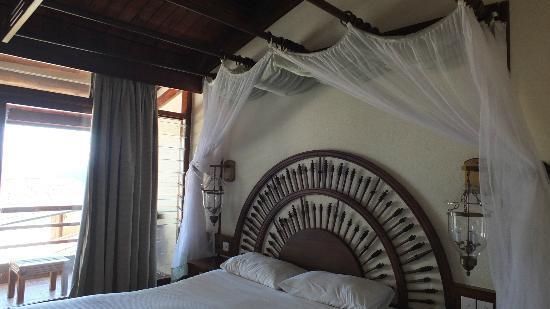 Lake Manyara Wildlife Lodge : Room Interior