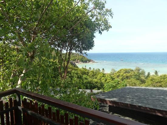 Chintakiri Resort: Vue de la chambre