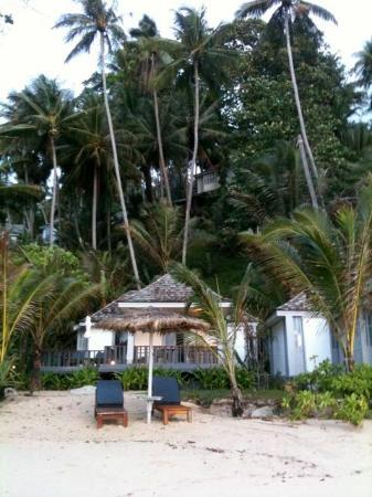 The Surin Phuket: Beach cottages