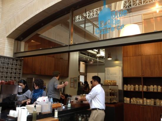 Blue Bottle Coffee Ferry Building 사진