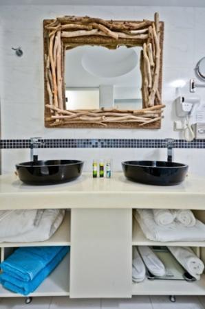 Naxos Island Hotel: Room