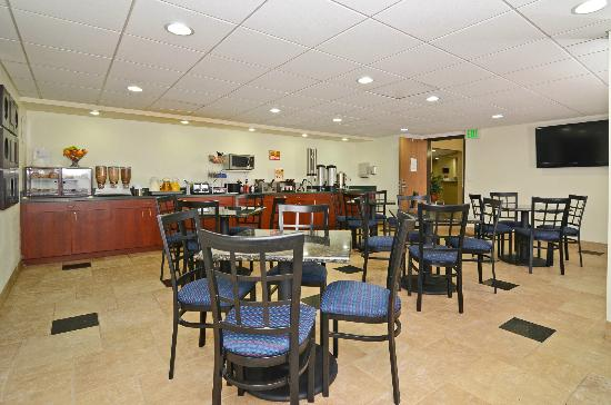 Super 8 Chandler Phoenix: Breakfast Room