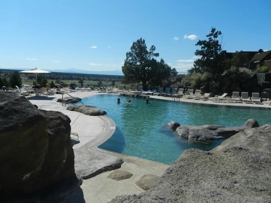 Brasada Ranch: One of three Brasada pools included in room rates