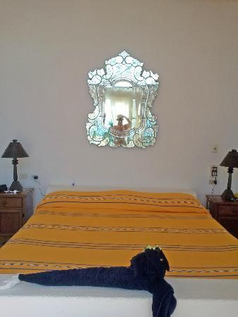 Casa de los Arcos: Super comfy bed