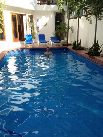 Club Yebo: Pool