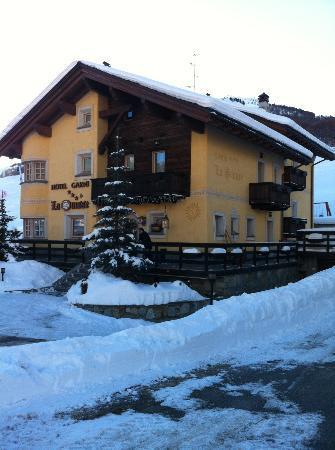 Hotel Garni La Suisse: hotel