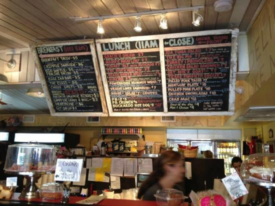 Cowgirl Kitchen Seagrove Menu