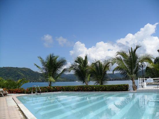 Hotel y Restaurant Samoa del Sur: Piscina de niños