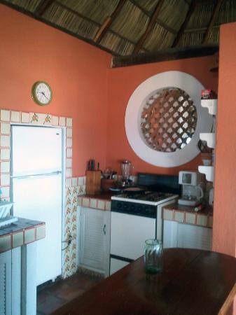 Casa de los Arcos: Kitchen
