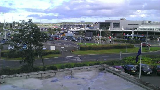Maldron Hotel Belfast International Airport: The View