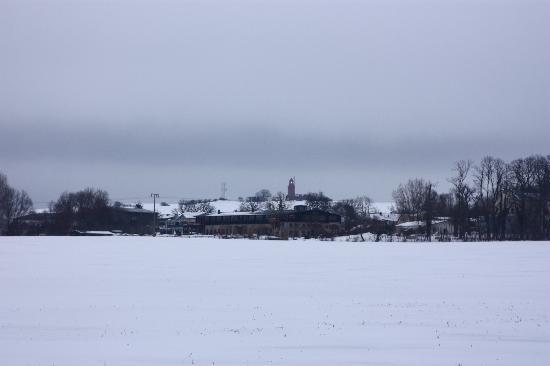 Pension Schmelzer: Winter