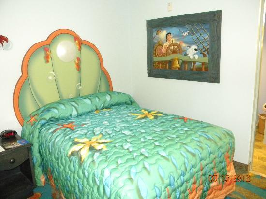 Disneys Art Of Animation Resort Little Mermaid Room