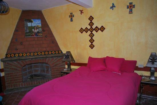 Hostal Casa de Dante: Habitacion