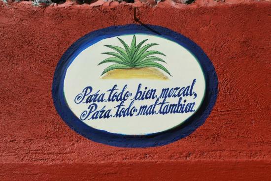 Casa de Dante Hostel: Para todo bien...
