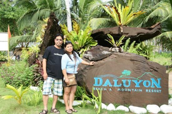 Daluyon Beach and Mountain Resort: DALUYON
