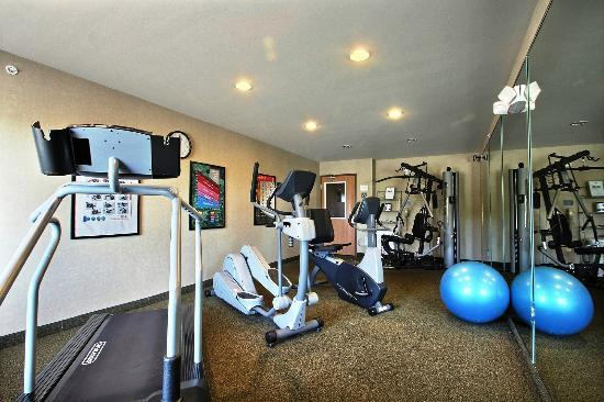 Best Western Legacy Inn & Suites Beloit/South Beloit: Fitness Center