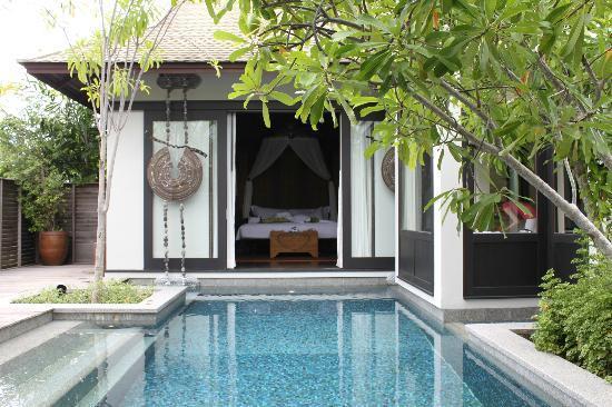 อนันตรา ภูเก็ต รีสอร์ท แอนด์ สปา: pool villa