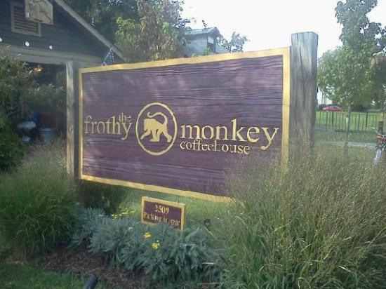 Frothy Monkey!