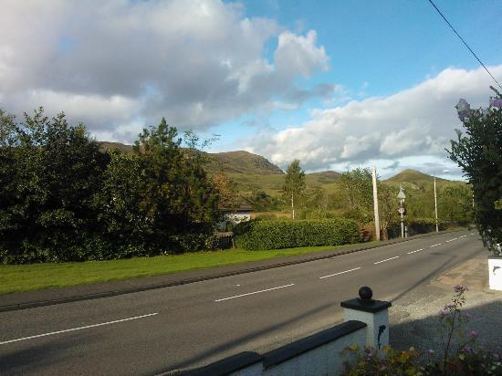 Craigbank Guest House : Room with a view