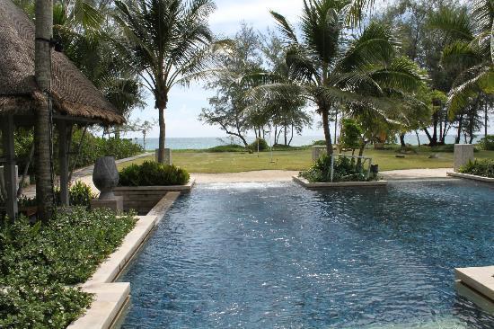 Anantara Mai Khao Phuket Villas: main pool