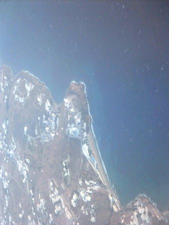 Akrotiraki: Vista aerea