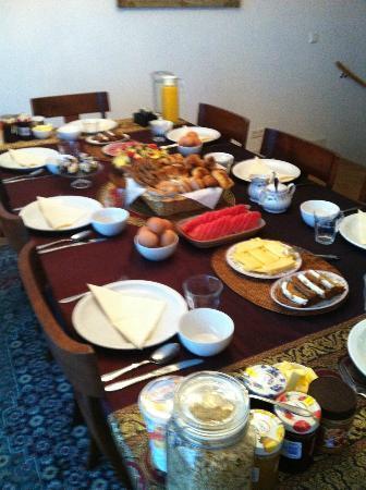 Heren Bed & Breakfast Amsterdam : colazione