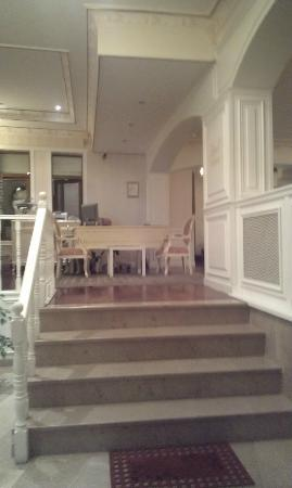Hotel Kupeli Palace: The hall