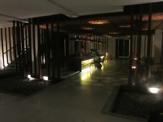 Hansar Samui Resort: Lobby
