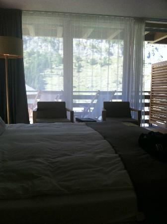 CERVO Zermatt: Nice room 504