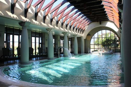 Sante Hotel & Spa : heated pool
