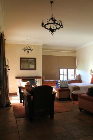 Sante Hotel & Spa: suite