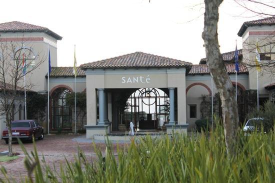聖塔水療飯店照片