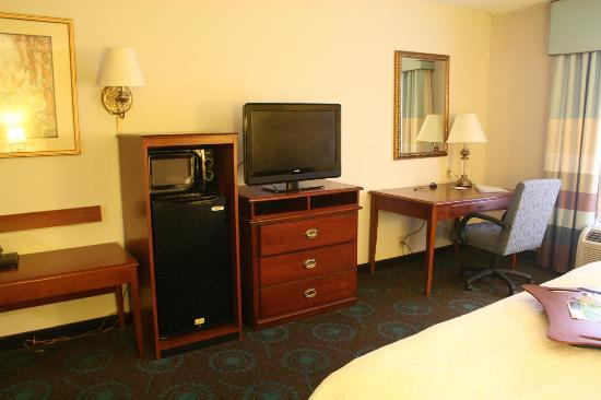 Hampton Inn Front Royal: All Mod Cons