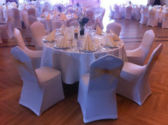 Hochzeitsfeier Im Festsaal Bild Von Hotel Restaurant Hagen Haren