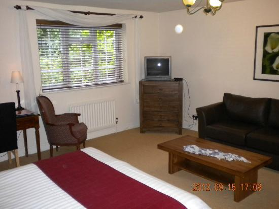 Bignell Park Hotel: Room 25