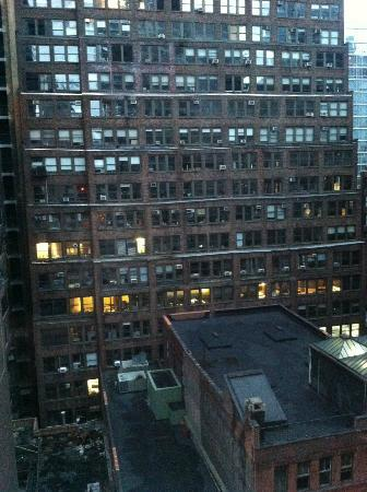 Comfort Inn Times Square South: View from window