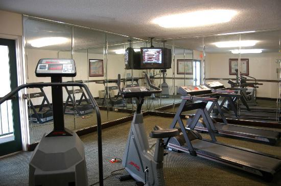 Holiday Inn Express & Suites Lakeland South: Fitness Center